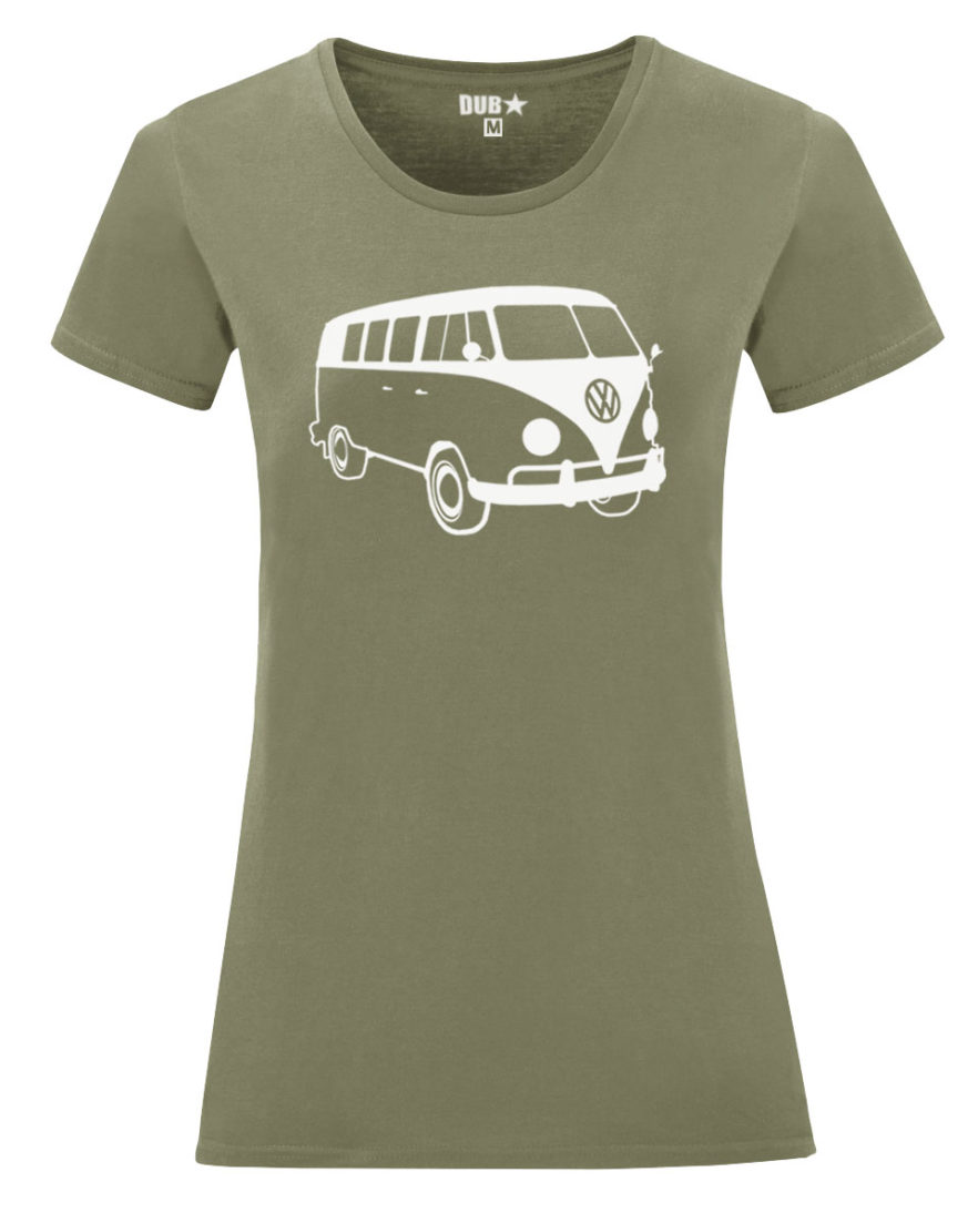 VW T1 ladyfit - army green