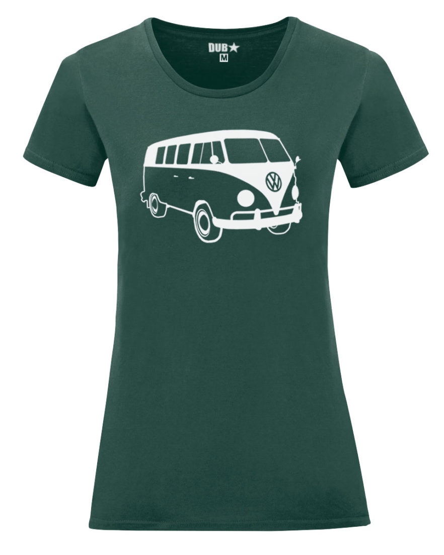 VW T1 ladyfit - dark green