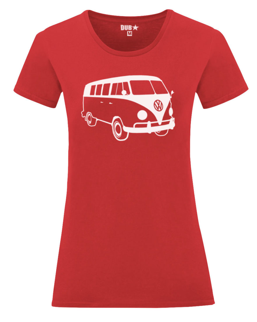 VW T1 ladyfit - red