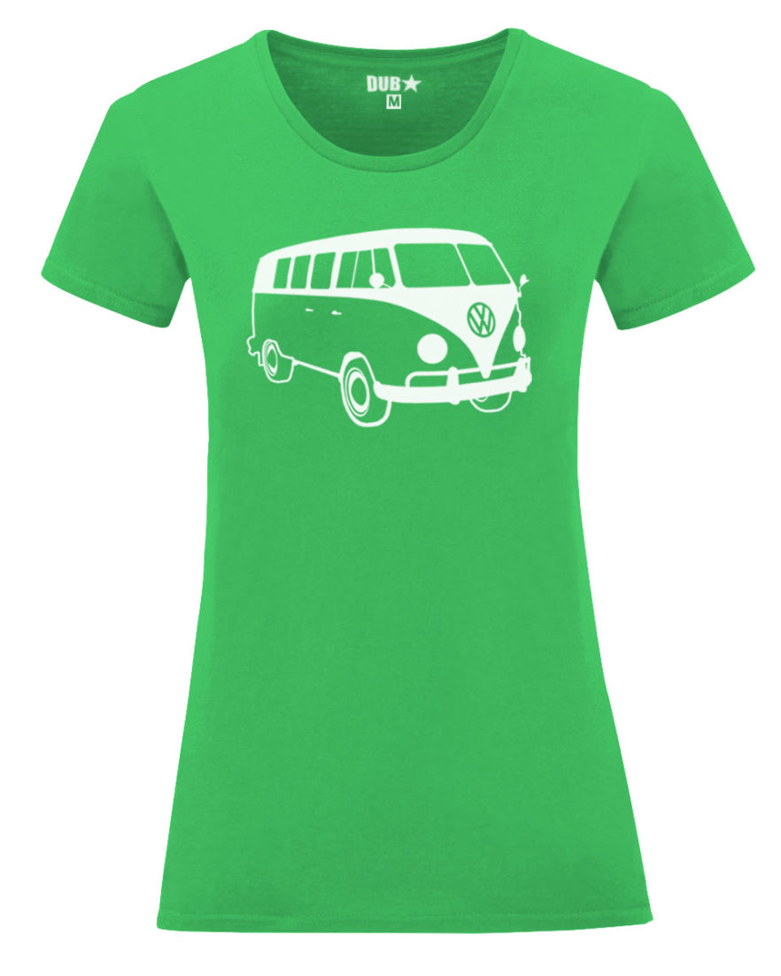 VW T1 ladyfit - green
