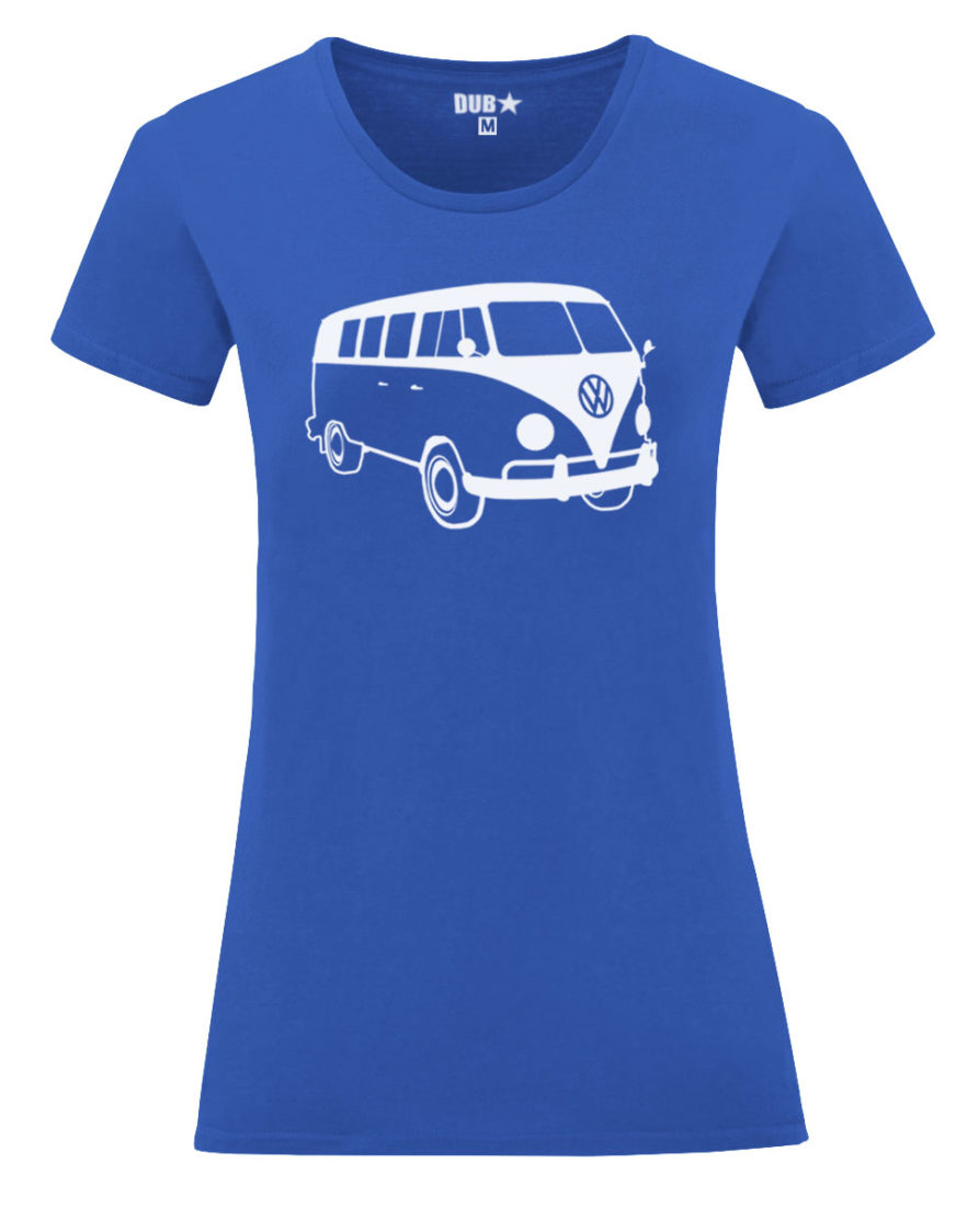 VW T1 ladyfit - royal blue