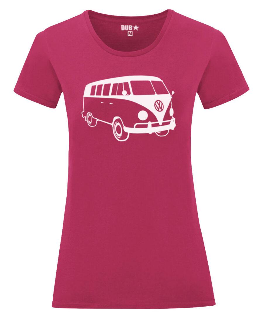 VW T1 ladyfit - pink