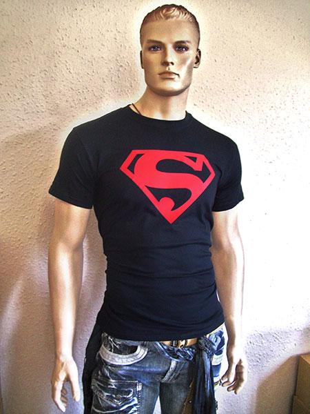 Womens Superman Shirt