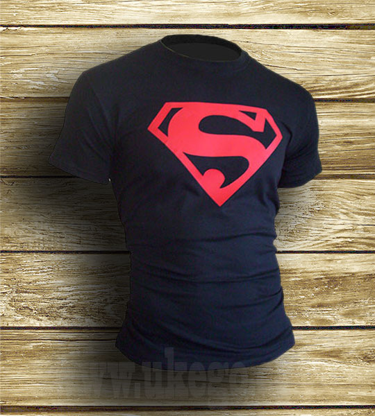 Superhero Womens Shirt