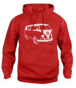 vw t1 - red