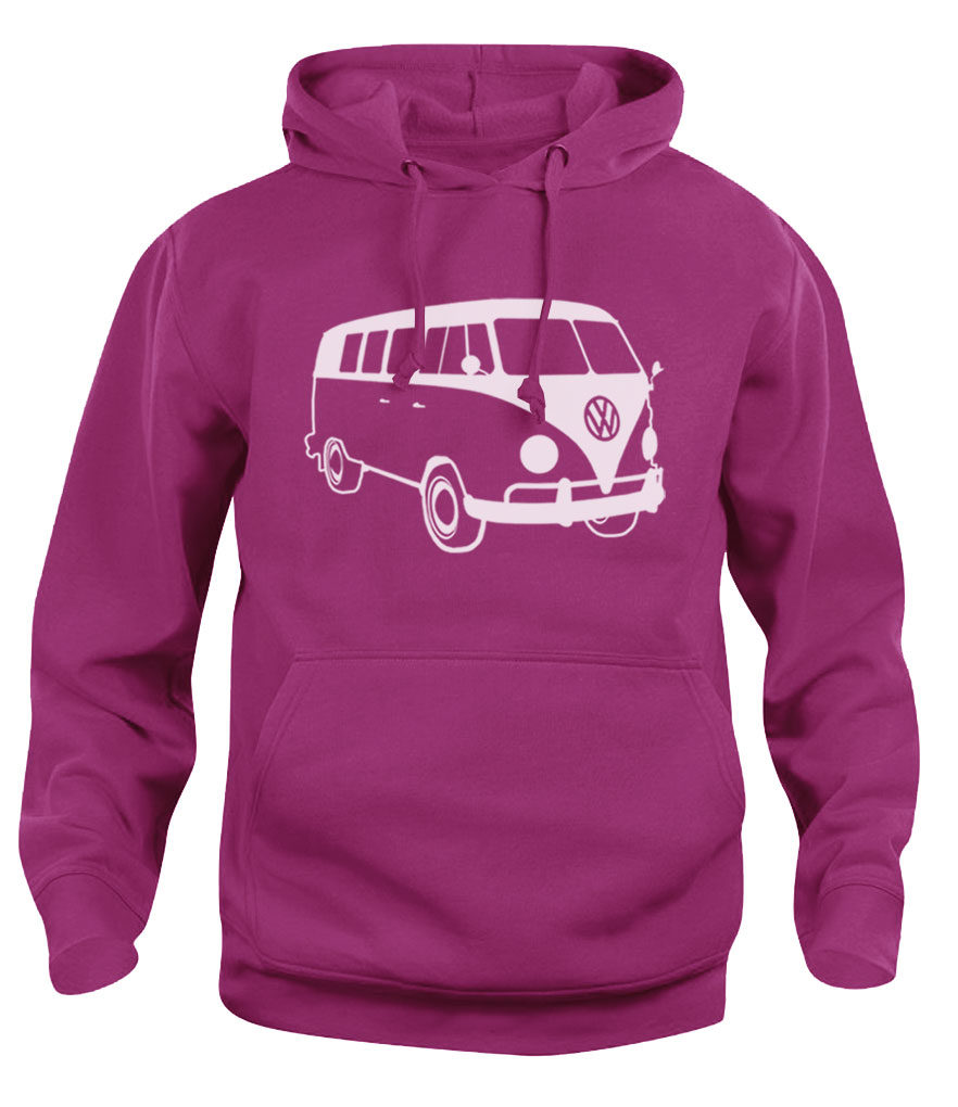vw t1 - hot pink