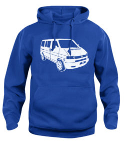 vw t4 - royal blue