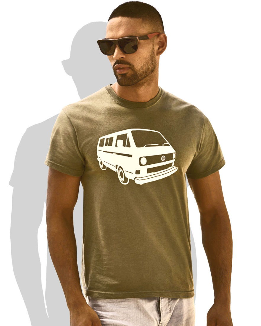 vw t3 tee - main picture