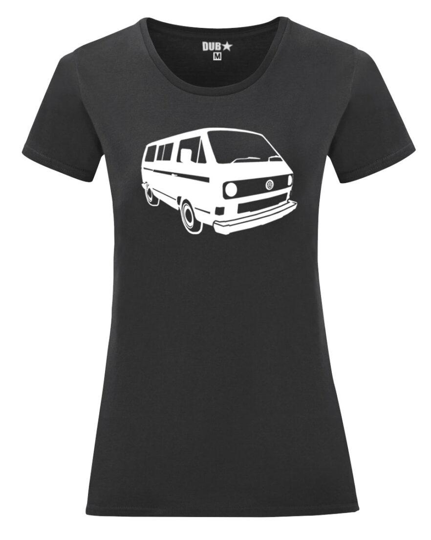 VW T25 ladyfit - black