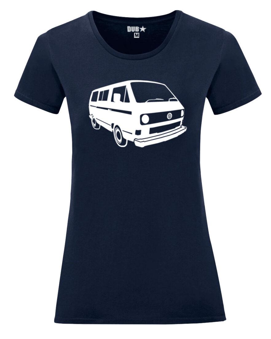 VW T25 ladyfit - navy blue