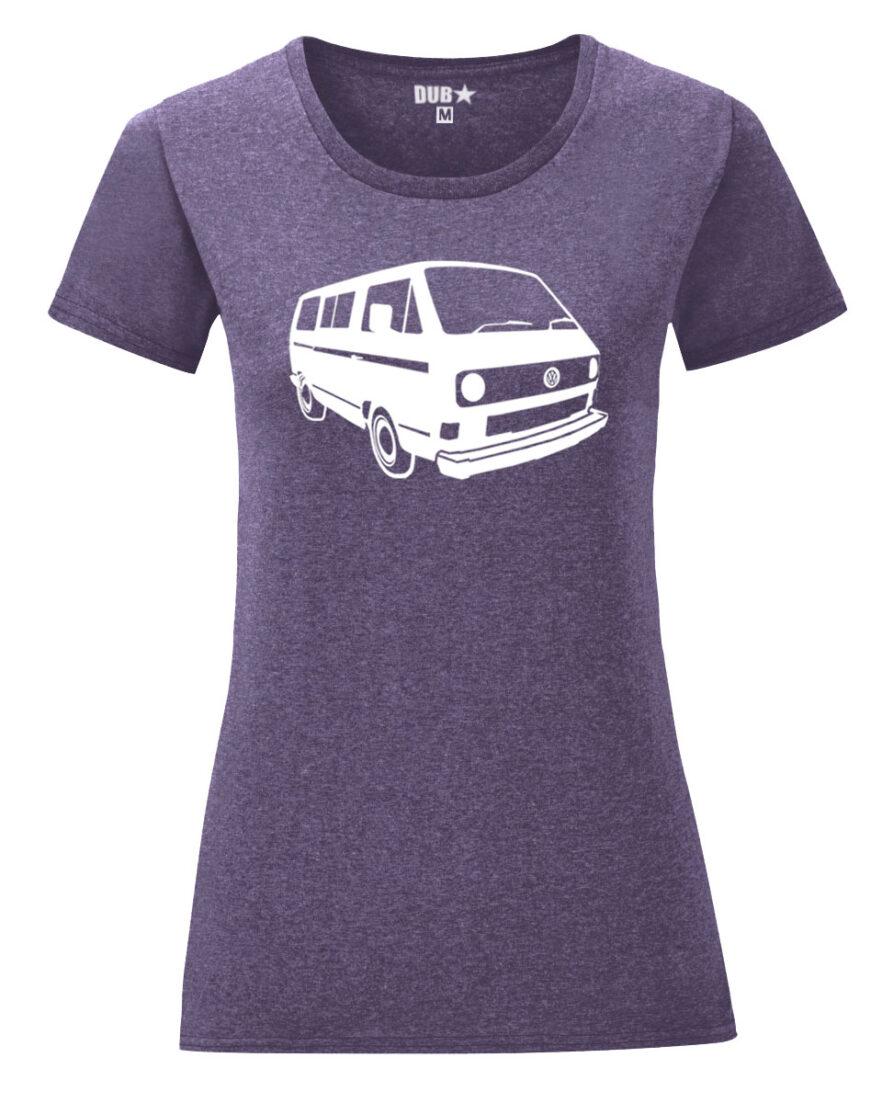 VW T25 ladyfit - heather purple