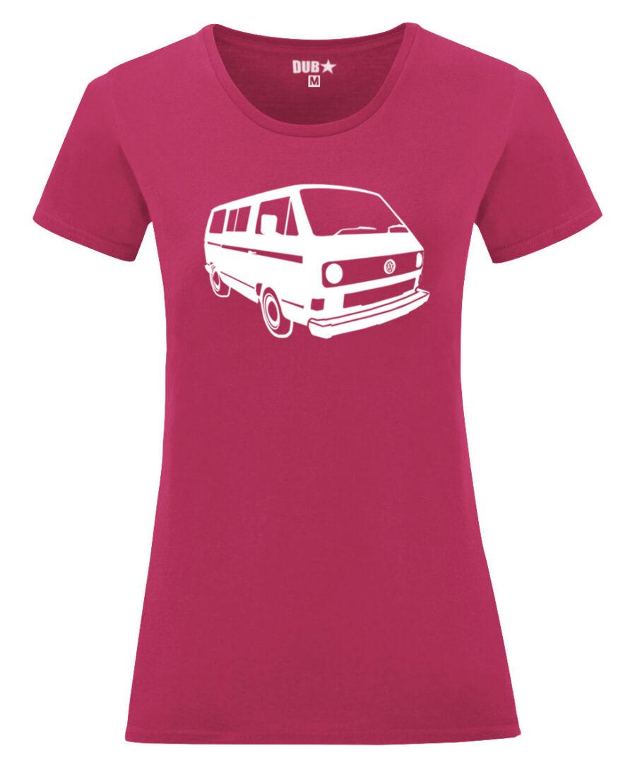 VW T25 ladyfit - pink