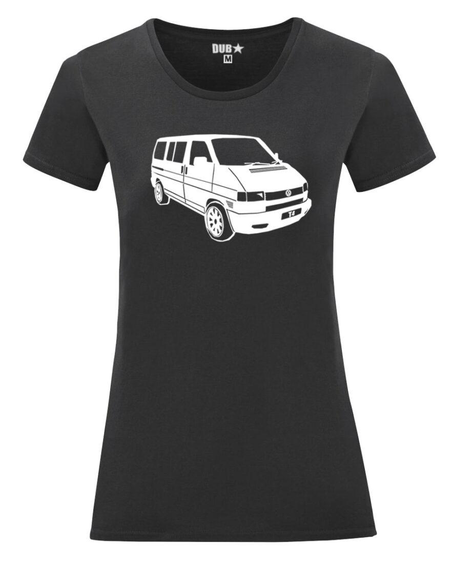 VW T4 ladyfit - black