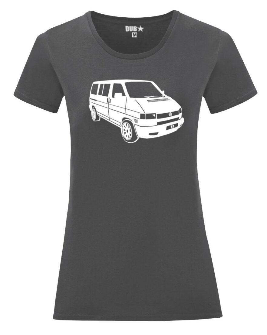 VW T4 ladyfit - charcoal