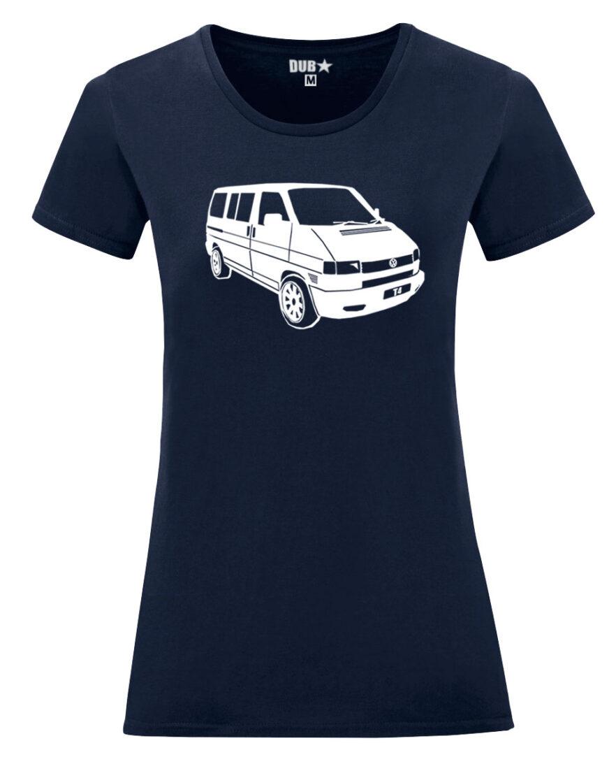 VW T4 ladyfit - navy