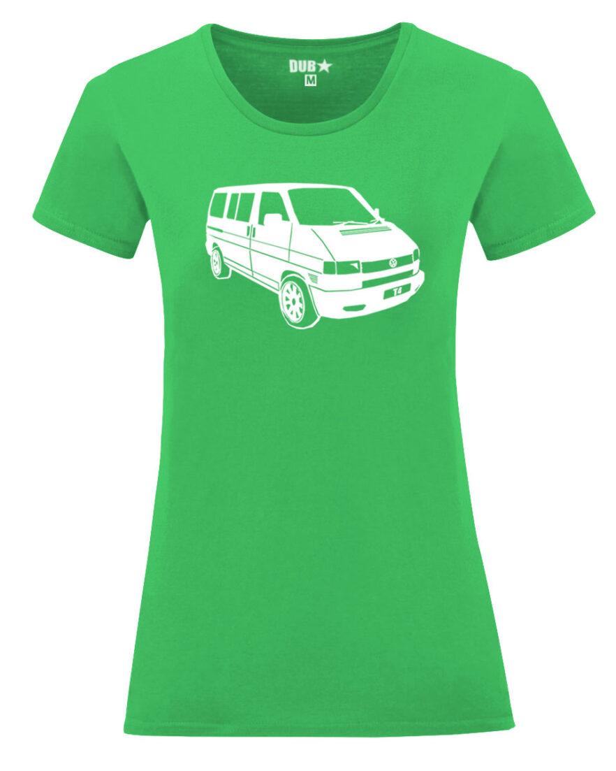 VW T4 ladyfit - green