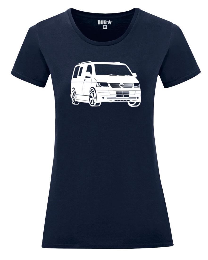 VW T5 ladyfit - navy