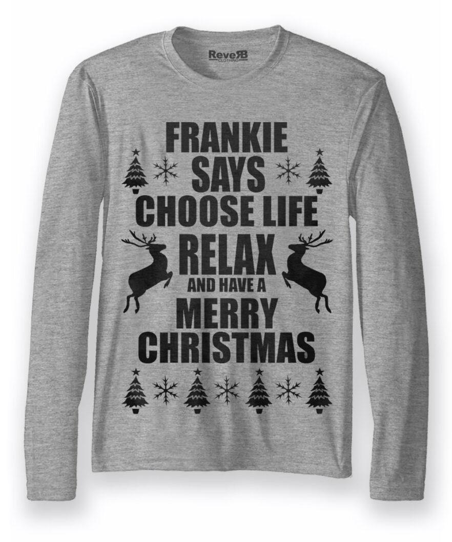 Frankie Says - Grey