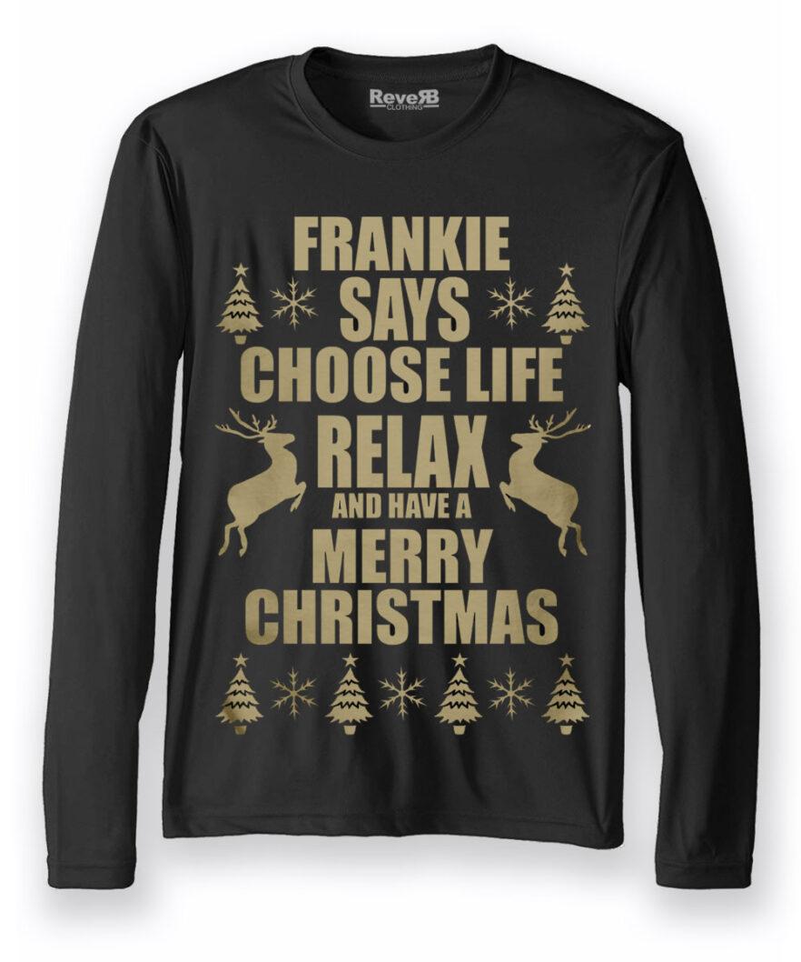 Frankie Says - Black