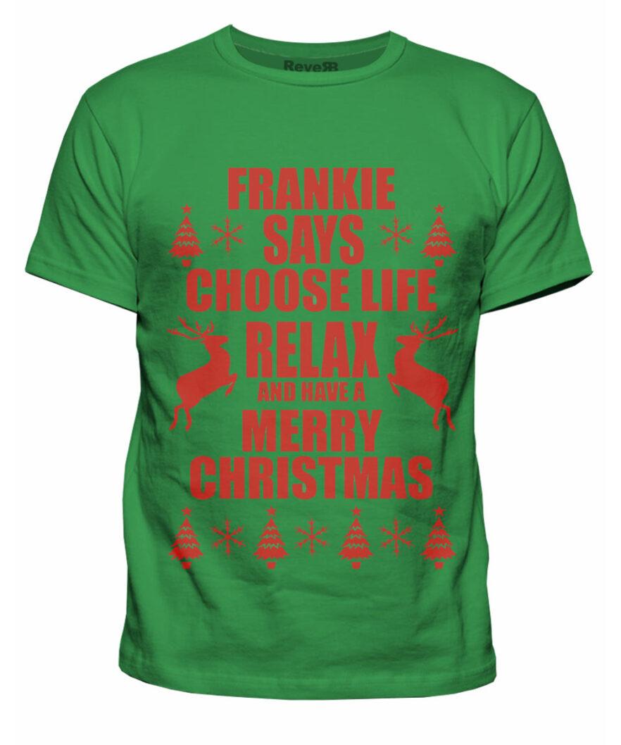 Frankie Says - Green