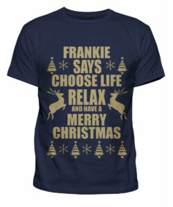 Frankie Says - Navy