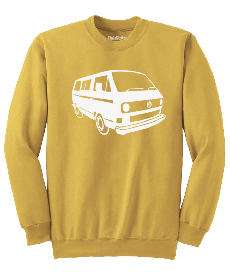 VW T3 Sweater - gold