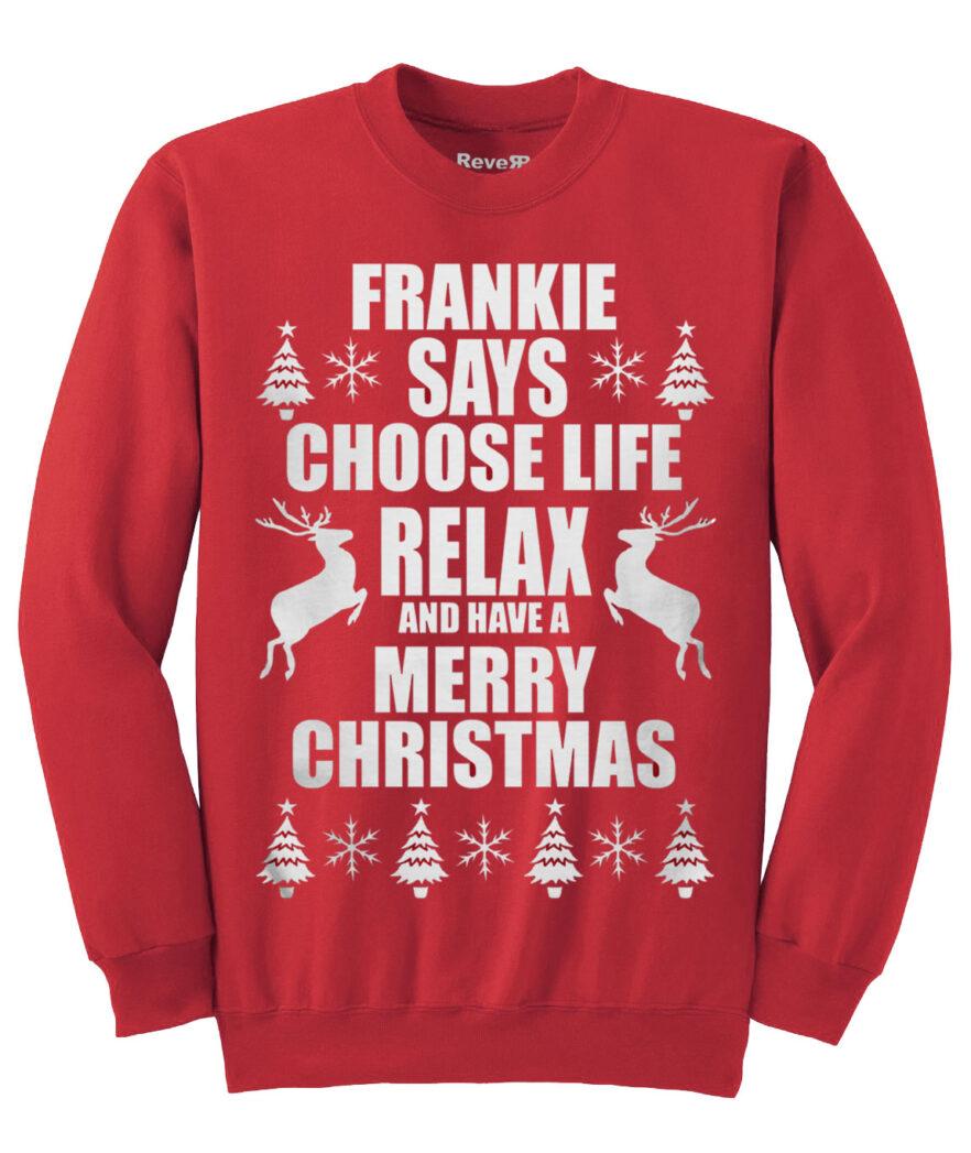 Frankie Says - Red